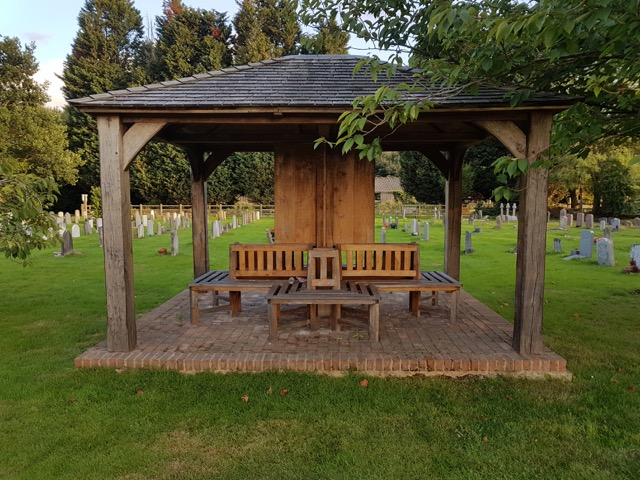 Image of Pavilion at Betchworth Burial Ground