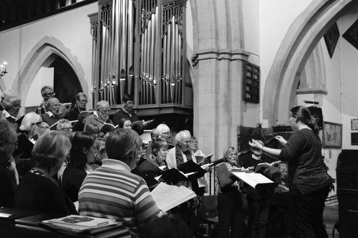 Image of Betchworth Choir